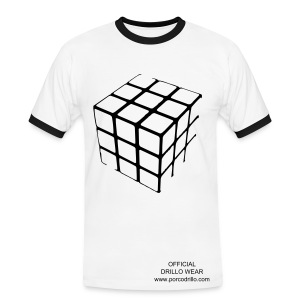 rubix tee - Men's Ringer Shirt