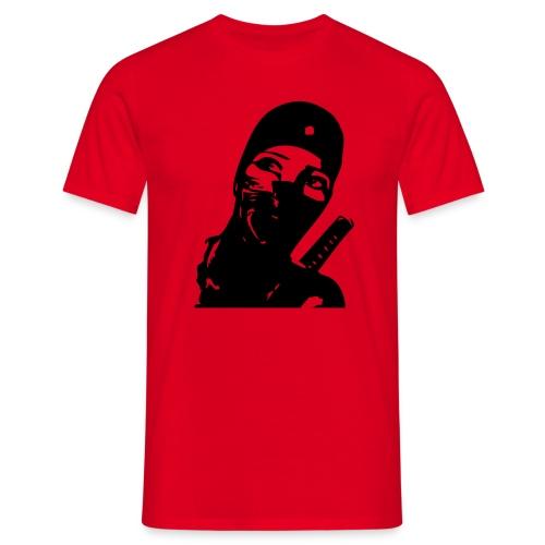 Ninja - Miesten t-paita
