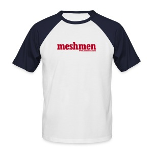 MESHMEN T-HIRT - Men's Baseball T-Shirt