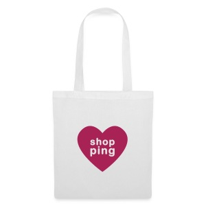 Love Shopping - Tote Bag