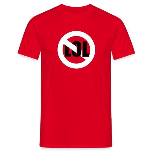 nix LOL - Männer T-Shirt