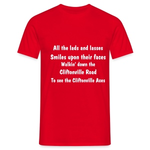 Cliftonville - Men's T-Shirt