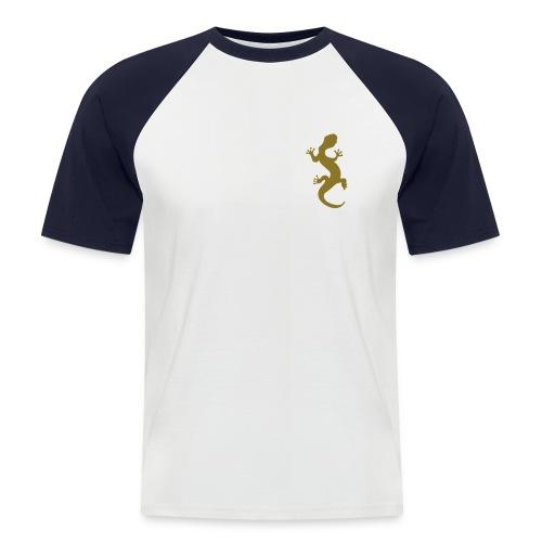 T-shirt lézard - T-shirt baseball manches courtes Homme