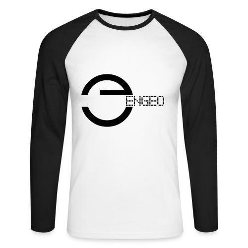 Men's Long Sleeve Henaradwen Modern - Men's Long Sleeve Baseball T-Shirt