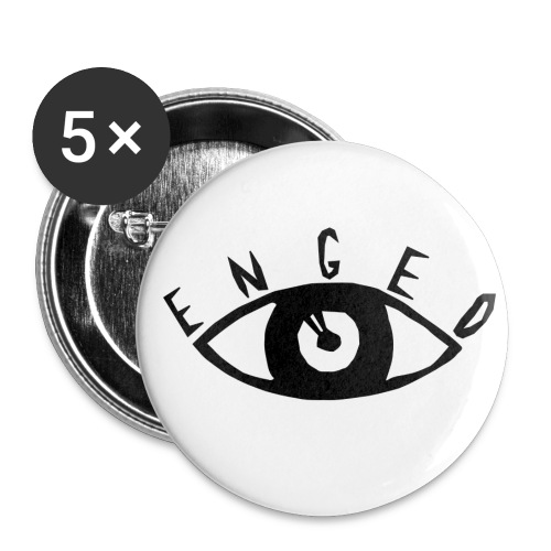 Engeo Henaradwen Traditional Badges - Buttons small 25 mm