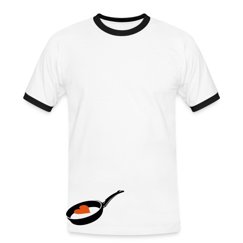 Fry my ... - Men's Ringer Shirt