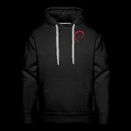 Hoodies & Sweatshirts ~ Men's Premium Hoodie ~ Hooded Debian Sweat Shirt