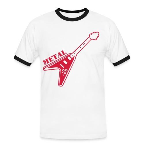 Guitar - Men's Ringer Shirt