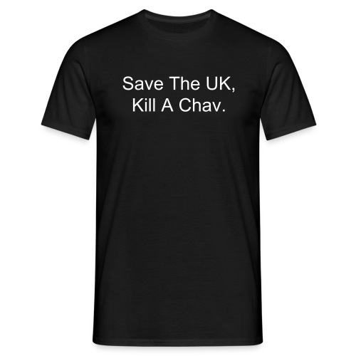 Save UK t-shirt - Men's T-Shirt