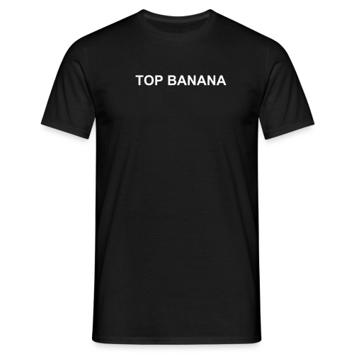 Top Banana T-Shirt - Men's T-Shirt