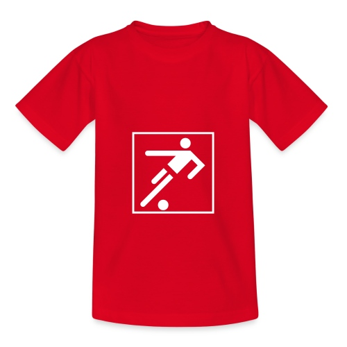 Kinder T-Shirt 16 - Teenager T-Shirt