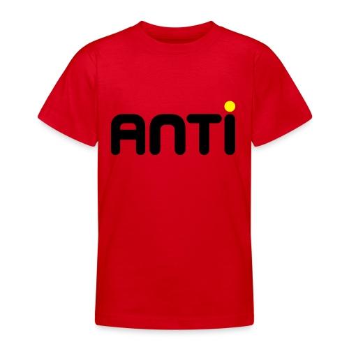 BarnT-shirt anti - T-shirt tonåring