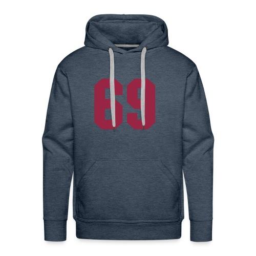 69er - Men's Premium Hoodie