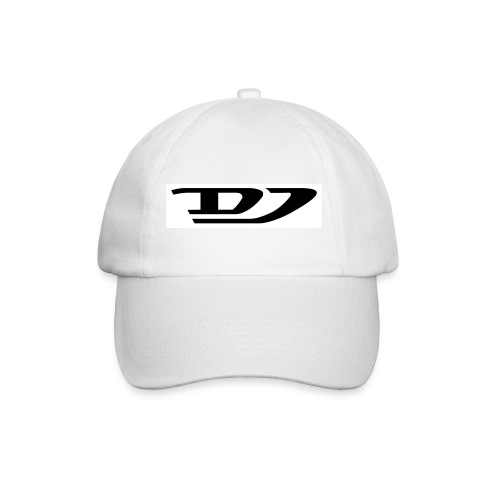 DJ Cap - White - Baseball Cap