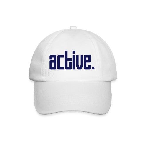 Baseball cap wtih active logo - Baseball Cap