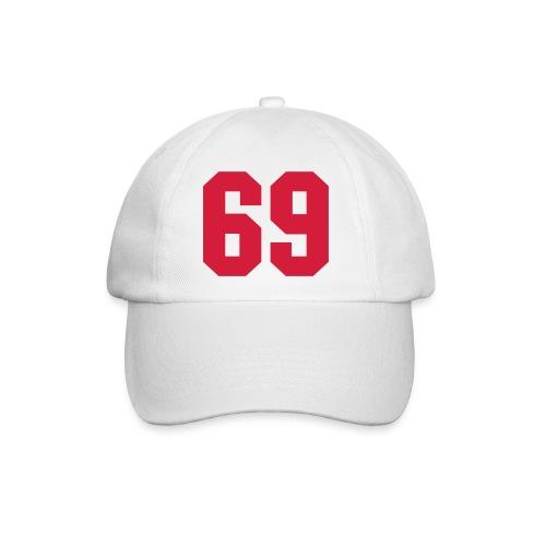 Baseball cap wtih 69 logo - Baseball Cap