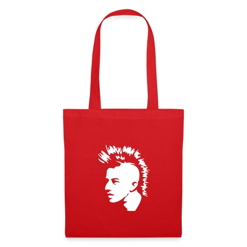 Red PUNK Tote Bag - Tote Bag