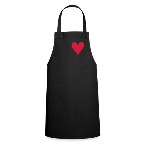 Tablier coeur - Tablier de cuisine