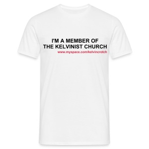 Kelvinist - Men's T-Shirt