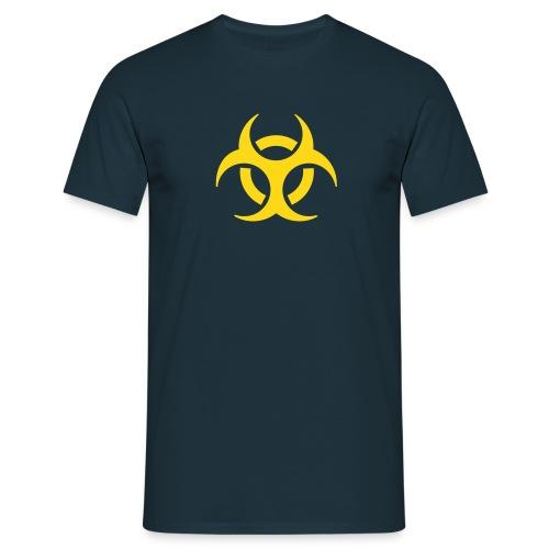 Biohazard - T-skjorte for menn