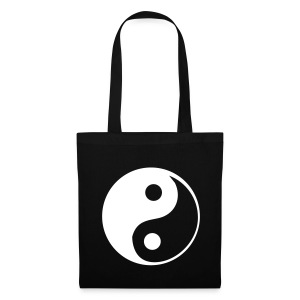 Torba Ying-Yang - Torba materiałowa
