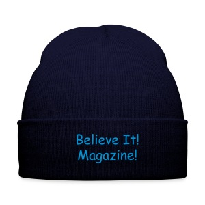 Blue/Blue Hat - Winter Hat