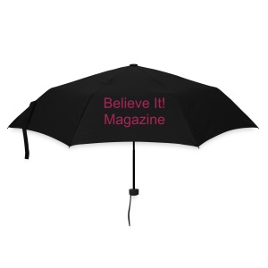 Black/Pink Umbrella - Umbrella (small)