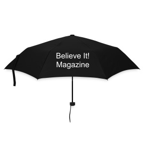 Black/White Umbrella - Umbrella (small)