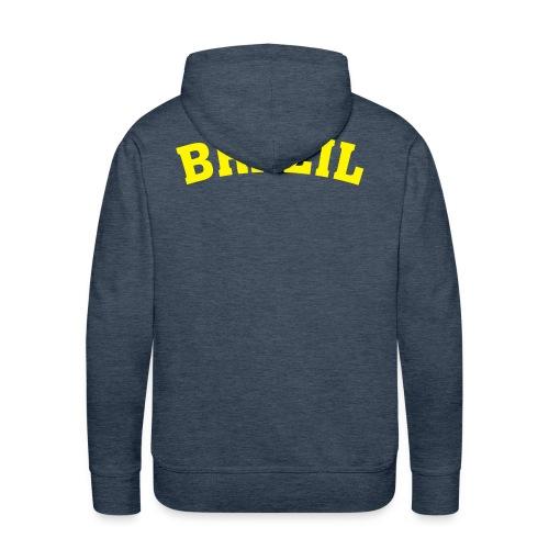 Brazil - Männer Premium Hoodie