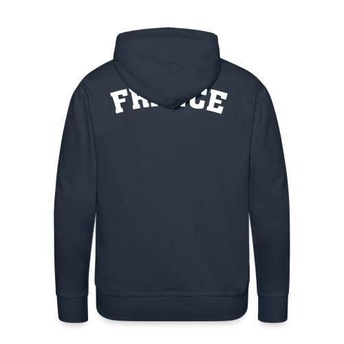France - Männer Premium Hoodie