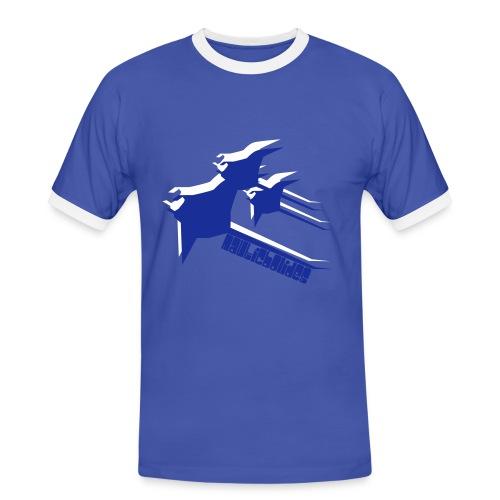 Manta - Männer Kontrast-T-Shirt