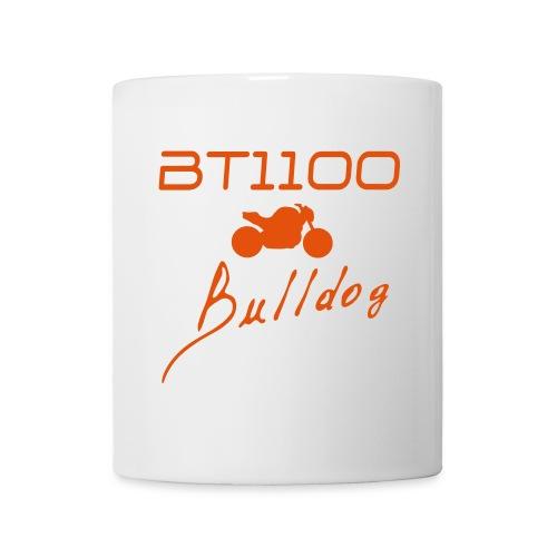 Tasse logo orange - Mug blanc