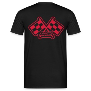 Comfort T 'Racing' - Men's T-Shirt