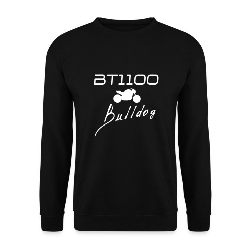 Sweatshirt noire - Sweat-shirt Homme