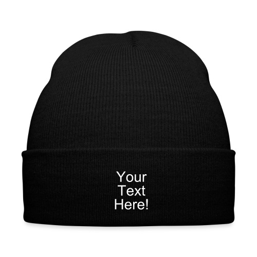 Personalised Wooly Hat - Winter Hat