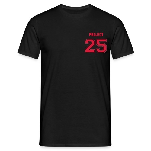 Project 25 T-Shirt - Men's T-Shirt