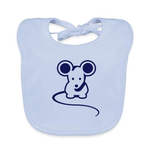 Muizenslab - Bio-slabbetje voor baby's