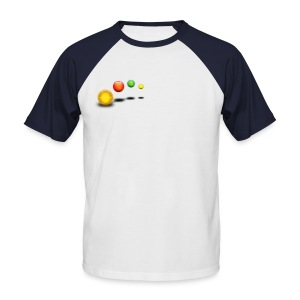 MBN Balls T-Shirt (2) - Men's Baseball T-Shirt