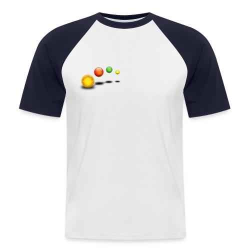 MBN Balls T-Shirt (2) - Men's Baseball T-Shirt
