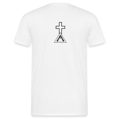 Golden Dawn Cross - Koszulka męska