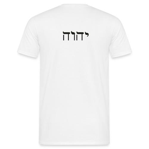 Tetragrammaton - Koszulka męska