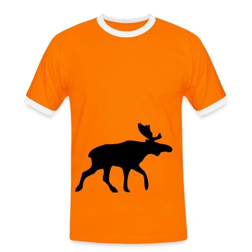 stupid animal - T-shirt contrasté Homme