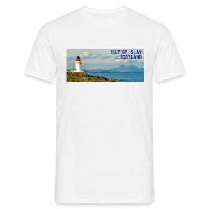 Isle of Islay T-Shirt - Front - Men's T-Shirt