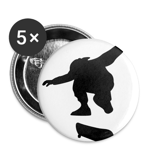 360flip badges - Buttons small 25 mm