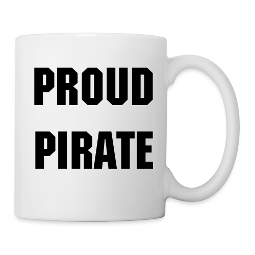 Mugg - Proud Pirate - Mugg