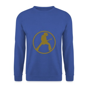 Mens Sweatshirt (Guitarist) - Men's Sweatshirt