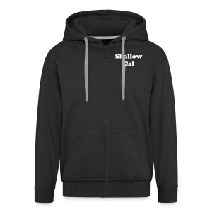 hoodie - Men's Premium Hooded Jacket