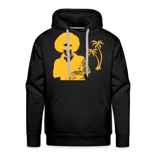swiss glandeur - Sweat-shirt à capuche Premium pour hommes