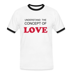 Concept of Love - Men's Ringer Shirt