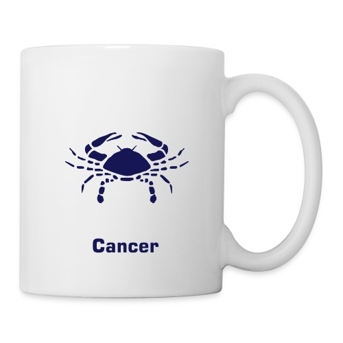 Tasse Cancer - Mug blanc